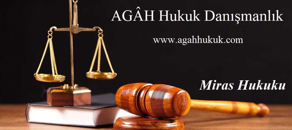 Şanlıurfa Miras Hukuku Avukatı