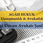 Vergi Davası Avukatı Şanlıurfa