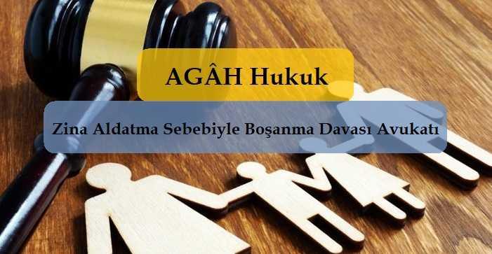 Zina Aldatma Sebebiyle Boşanma Davası Avukatı | AGÂH Hukuk